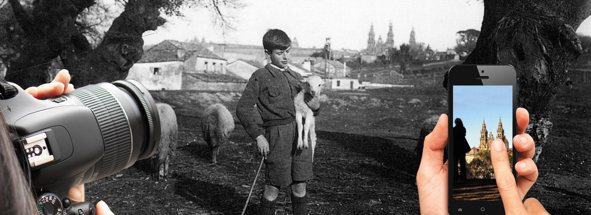 FOCUS Compostela: Visitas histórico-fotográficas (o al revés)